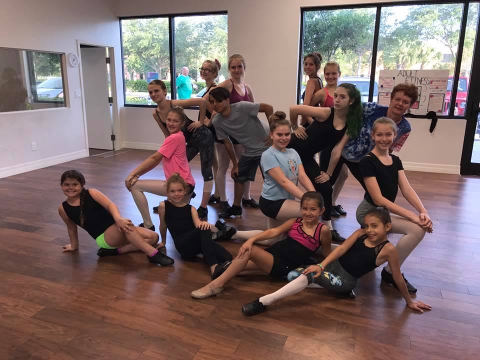Youth Adult Tap Classes Cape Coral